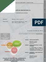 CONCEPTUALIZACION DE MERCADO + PLAZA + CENTRO COMUNAL EDUCATIVO