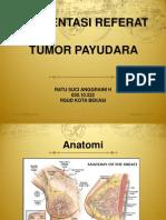 PPT Referat Tumor Mammae-ratu