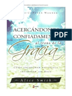 Acercándonos Confiadamente Al Trono de La Gracia; Alice Smith