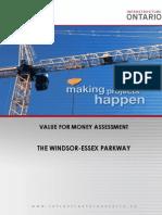 DRIC Road Accounting VFM Report