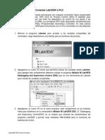 Conecte LabVIEW a PLC