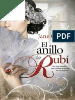 El Anillo de Rubi - Jane Corry