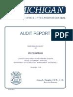 State Surplus Audit Report