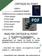 02 - Analyse Critique Du Point Pour Élèves