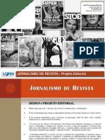 Jornalismo de revista Projeto editorial 120614091110 Phpapp01