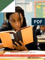 Maureen Joy Charter School Annual Report 2014