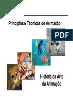 Historia Da Animacao Apostila