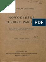 Nowoczesne Turbiny Parowe - 1929
