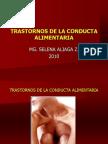 TRASTORNOS ALIMENTARIOS 2010