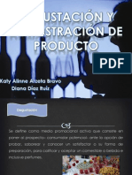 Tecnicas Promocionales - Degustación y Demostración de Producto