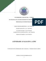 ATPS - Estrutura de Dados