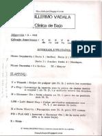 Clinica - Guillermo Vadala