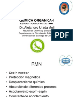 RMN analisis espesctroscopia