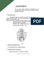 Proiectarea unui Alezor.doc