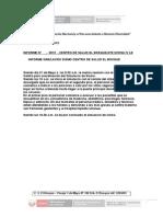 Informe Simulacro de Sismo Mayo 2012[1]