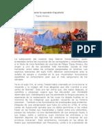 Revolución Inca Ante La Opresión Española