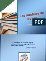 los modelos de lectura