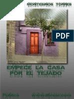 Montesinos Torres Susana-Empecé La Casa Por El Tejado