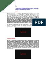 Evaluation Activity - 1