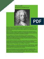 Biografia de Bernoulli