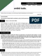 HCV - Un Bebé Lo Cambió Todo -14Dic2014