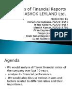 Group 8_Ashok Leyland