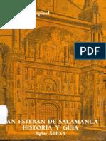 San Esteban de Salamanca Historia