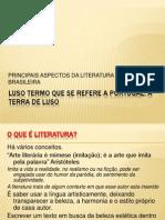 Literatura Luso Brasileira