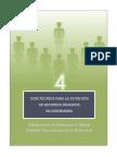 Guía técnica para la dotación de RRHH de enfermería.