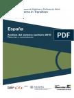 Analisis del sistema sanitario 2010. España