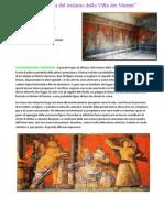 Gli affreschi del triclinio della Villa dei Misteri.docx