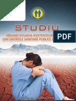CCDSS Studiu Privind SituaYia AsistenYilor Medicali Din UnitYYile Sanitare Publice Din Romania