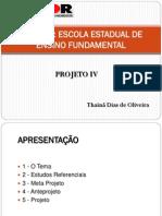Apresentação Projeto IV