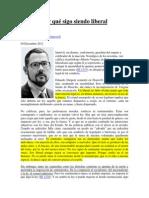 Por Qué Sigo Siendo Liberal - Gonzalo Zegarra Mulanovich.