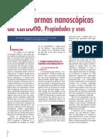 Carbono Nanotecnología