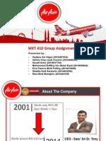 Air Asia Mix Marketing
