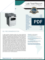 Lexmark MX611dhe Highly Recommended 2013