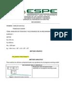 mecanismos análisis de posiciones y velocidad