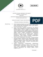 UU 27 2014 tentang APBN 2015.pdf