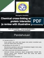 Chemical Crosslink Nafila,Sylvia, Capella
