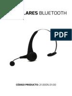 Manual Auricular Bluetooth
