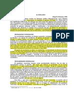 El Populismo. Diego B Urbaneja