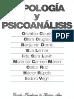 Topología y Piscoanaláisis EFA