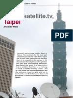 0707 Taiwan Satellite