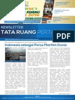 Newsletter Tata Ruang dan Pertanahan Edisi Desember 2014