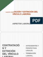 ASPECTOS LABORALES