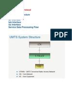 Umts Interface Protocol