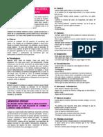 TIPOS DE MALTRATO + RELACIONES PATOLÓGICAS