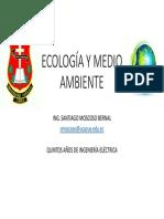 Cap 1 Ecología y medio ambiente