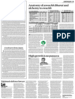 Anatomy of Aswatchha Bharata Business Standard December 17, 2014